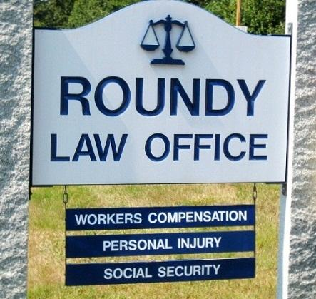 Roundy Law Office Worker's Compensation Personal Injury Social Security Long Term Disability